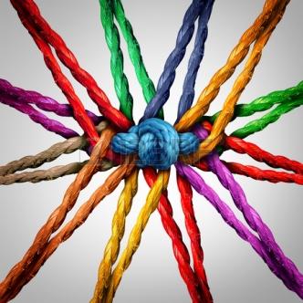 Symbolisch voor één volk met Yeshua als Samenbinder - Joh 10-16